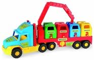 Мусоровоз Wader Super Truck (36530)