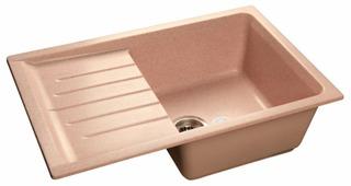 Врезная кухонная мойка GranFest Practic GF-P760L