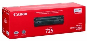 Картридж Canon 725 (3484B005/3484B002)