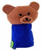 Наивный мир Кукла пальчиковая Медведь (017.38)