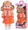 Интерактивная кукла Весна Инна 19, 43 см, В1410/о, в ассортименте