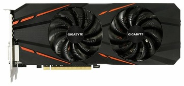 Видеокарта GIGABYTE GeForce GTX 1060 1620MHz PCI-E 3.0 6144MB 8008MHz 192 bit DVI HDMI HDCP Gaming rev. 2.0