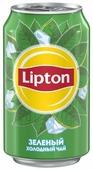 Чай Lipton Зеленый, банка