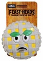 Игрушка для собак DOOG Feast-Heads Crabby Apple Pie