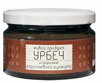 Живой Продукт Урбеч из проростков семян коричневого кунжута