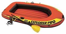 Надувная лодка Intex Explorer-Pro 300 Set (58358)