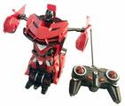 Робот-трансформер База игрушек Авторобот 2 в 1