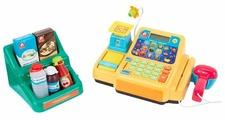 Касса S+S Toys ES-FS-34541
