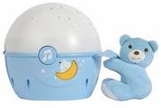 Ночник-проектор Chicco Next-2-Stars (голубой)