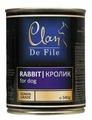 Корм для собак CLAN De File Кролик для собак