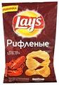 Чипсы Lay's картофельные Лобстер рифленые