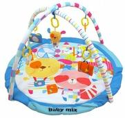 Развивающий коврик Baby Mix Туристы (3437PP)