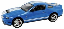 Легковой автомобиль KidzTech Ford GT500 (6618-886A) 1:12 40 см