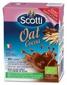 Овсяный напиток Riso Scotti Oat с какао 1.4%, 200 мл