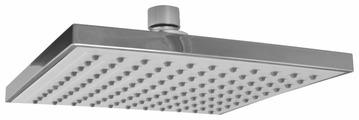 Верхний душ встраиваемый FERRO Squerto DSN02 хром