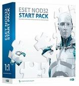 ESET NOD32 Start Pack (1 ПК, 1 год) коробочная версия
