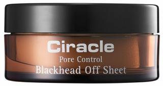 Ciracle Салфетки для удаления черных точек Pore Control Blackhead Off Sheet
