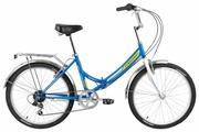 Городской велосипед FORWARD Valencia 24 2.0 (2019)