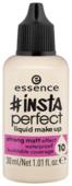 Essence Тональный крем Insta Perfect Liquid Makeup 30 мл