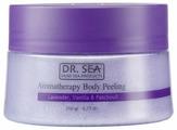 Dr. Sea Пилинг для тела Ароматический с маслами лаванды, ванили и пачули