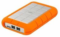 Внешний HDD Lacie Rugged Triple USB 3.0 1 ТБ