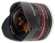 Объектив Samyang 8mm f/2.8 UMC Fish-eye Fujifilm XF