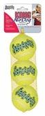 Мячик для собак KONG Air теннисный очень маленький, 3 шт (AST5E)