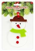 Елочная игрушка Feltrica Снеговик