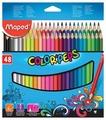 Maped Цветные карандаши Color Pep's 48 цветов (832048)