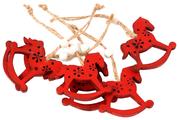 Набор елочных игрушек Русские подарки Лошадка (176840)