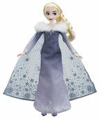 Интерактивная кукла Hasbro Disney Princess Холодное сердце Поющая Эльза, 28 см, C2539