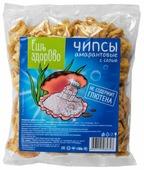 Чипсы Ешь ЗдорОво амарантовые с солью