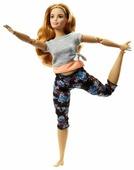 Кукла Barbie Безграничные движения Йога, 29 см, FTG84