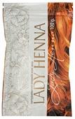 Хна Lady Henna натуральная индийская, оттенок классический рыжий