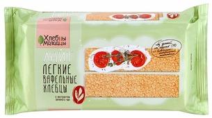 Хлебцы пшеничные Хлебцы-молодцы Лайт с экстрактом зеленого чая 70 г