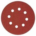 Шлифовальный круг на липучке Makita P-43561 125 мм 10 шт