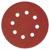 Шлифовальный круг на липучке Makita P-43555 125 мм 10 шт