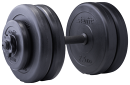 Гантель разборная Starfit DB-701 11.5 кг
