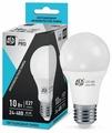 Лампа светодиодная ASD НИЗКОВОЛЬТНАЯ LED-MO-PRO 4000K, E27, A60, 10Вт
