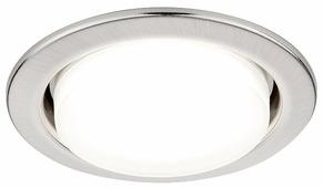 Встраиваемый светильник Ambrella light G101 SS, сатин серебро