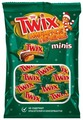 Конфеты Twix minis имбирное печенье