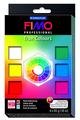 Полимерная глина FIMO Professional набор Натуральные цвета 6 блоков по 85 г (8003-01)