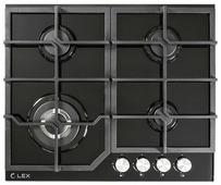Газовая варочная панель LEX GVG 640-1 BL