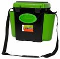 Ящик для рыбалки HELIOS FishBox односекционный (10л) 31х23х34.5см