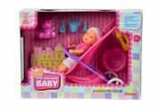 Интерактивная кукла Simba 12 см 5030928
