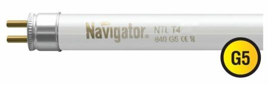 Лампа люминесцентная Navigator 94103, G5, 16Вт