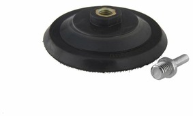 Тарелка для УШМ на липучке Hammer 227-005 125 мм 1 шт