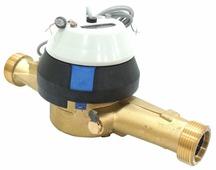 """Счётчик холодной воды Тепловодомер ВСХНд-25 импульсный 1 ¼"""""""
