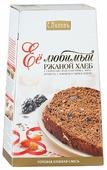 С.Пудовъ Смесь для выпечки хлеба Ее любимый ржаной хлеб, 0.5 кг