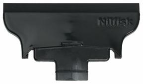 Аксессуар Nilfisk скребок-вставка 170 мм (81943053)